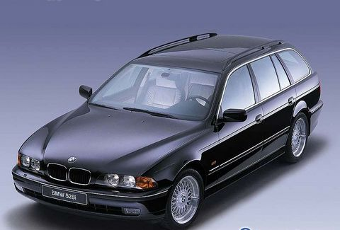 Отзывы о BMW 523 (БМВ 523)