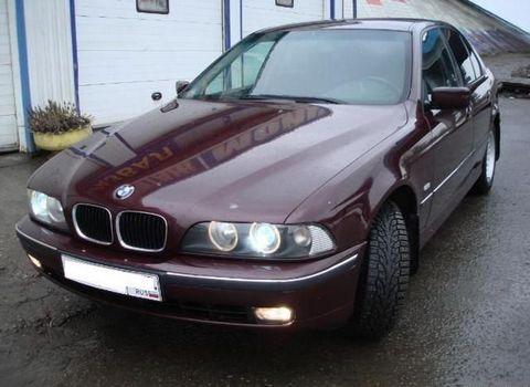 Отзывы о BMW 528 (БМВ 528)