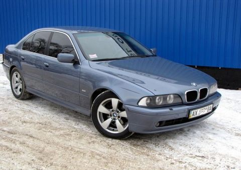 BMW г.Лысьва (Пермский край) - 2003 г.в. - Год выпуска: 2003 Пробег...