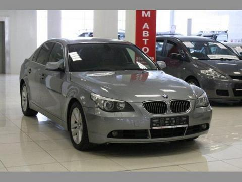 Отзывы о BMW 545 (БМВ 545)