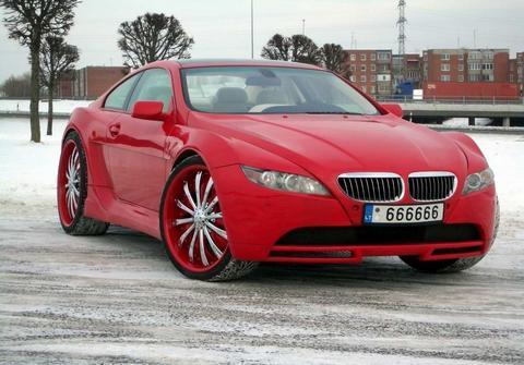 Отзывы о BMW 645 (БМВ 645)