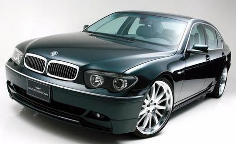 Отзывы о BMW 735 (БМВ 735)