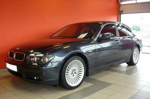 Отзывы о BMW 745 (БМВ 745)