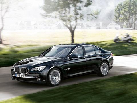 Отзывы о BMW 760 (БМВ 760)