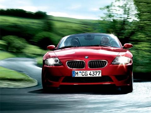 Отзывы о BMW Z4M (БМВ З4М)