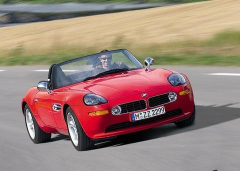 Отзывы о BMW Z8 (БМВ З8)