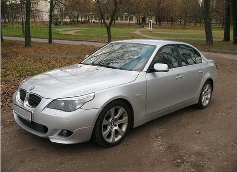 Отзывы о BMW 530 (БМВ 530)