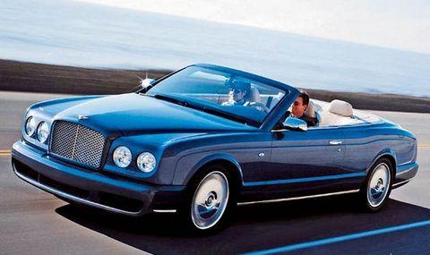 Отзывы о Bentley Azure (Бентли Азур)