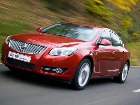 Отзывы о Buick Regal (Бьюик Регал)