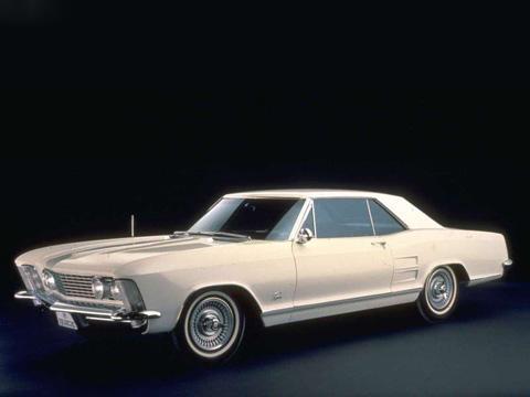 Отзывы о Buick Riviera (Бьюик Ривьера)
