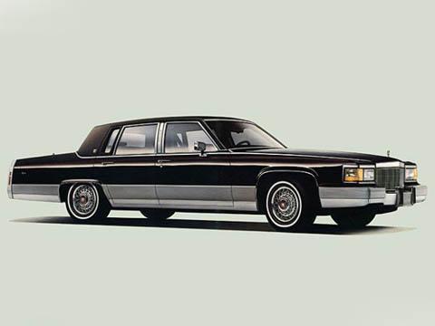 Отзывы о Cadillac Brougham (Кадиллак Брухам)