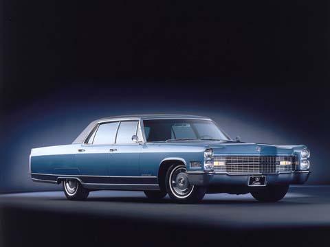 Отзывы о  Cadillac De Ville (Кадиллак Де Виль)