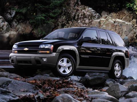 Отзывы о Chevrolet Тrailblazer GMT 800 (Шевроле Треилблейзер)