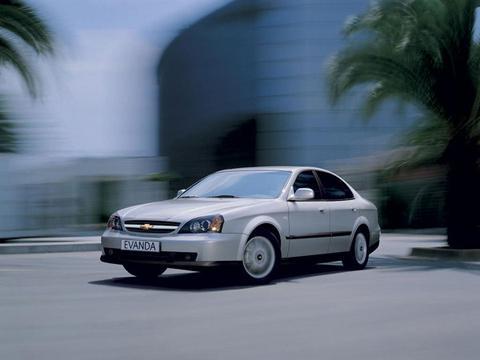 Отзывы о Chevrolet Evanda (Шевроле Эванда)