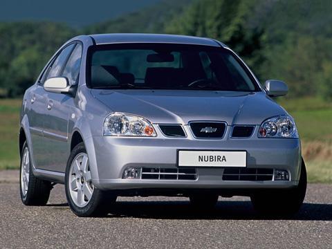 Отзывы о Chevrolet Nubira (Шевроле Нубира)
