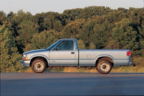Отзывы о Chevrolet S10 Pickup (Шевроле С10 Пикап)