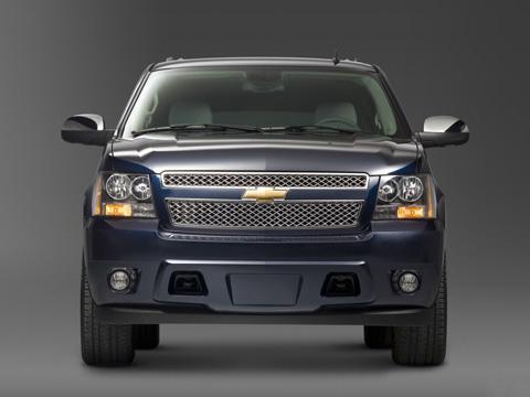 Отзывы о Chevrolet Suburban (Шевроле Субурбан)