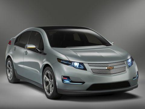 Отзывы о Chevrolet Volt (Шевроле Вольт)