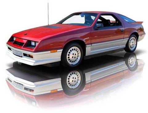 Отзывы о Chrysler Daytona Shelby (Крайслер Дайтона Шелби)