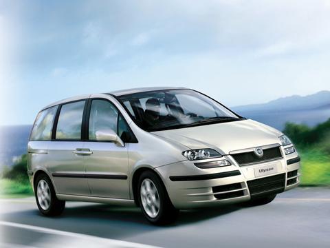 Отзывы о Fiat Ulysse (Фиат Улисс)