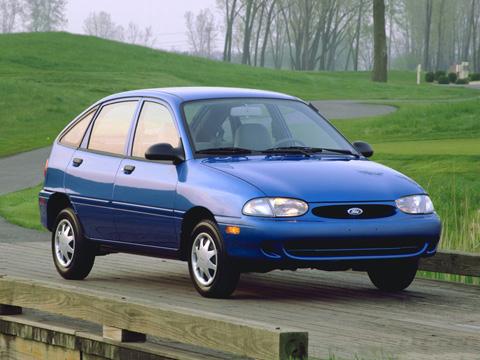 Отзывы о Ford Aspire (Форд Эспаер)
