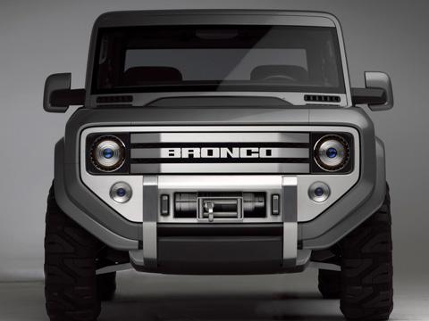 Отзывы о Ford Bronco (Форд Бронко)