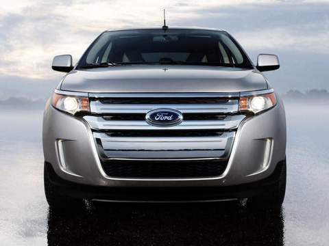 Отзывы о Ford Edge 2015 (Форд Эдж 2015)