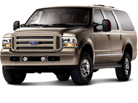 Отзывы о Ford Excursion (Форд Экскуршн)