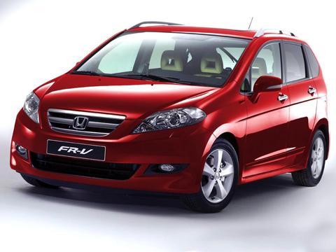 Отзывы о Honda FR-V (Хонда ФР-В)