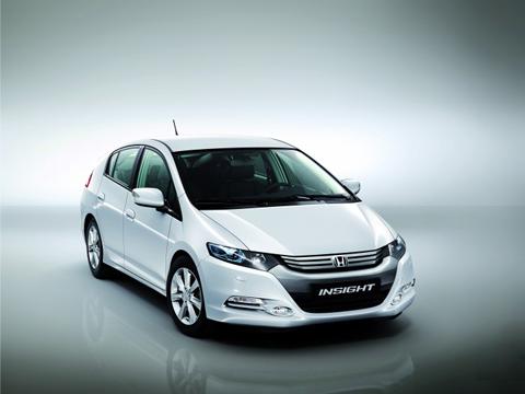 Отзывы о Honda Insight (Хонда Инсайт)