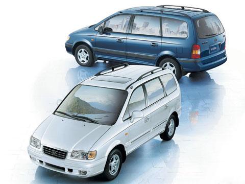 Отзывы о Hyundai Trajet (Хендай Траджет)