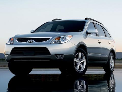 Отзывы о Hyundai Veracruz (Хендай Веракруз)