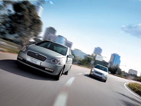 Отзывы о Hyundai Verna (Хендай Верна)