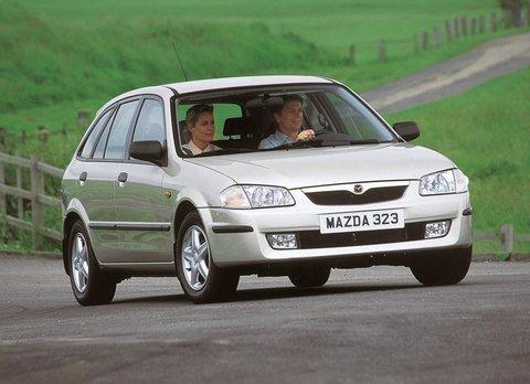 Отзыв о Mazda 323 (Мазда 323)