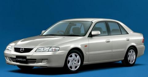 Отзывы о Mazda Capella (Мазда Капелла)