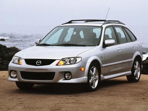 Отзывы о Mazda Protege (Мазда Протеже)