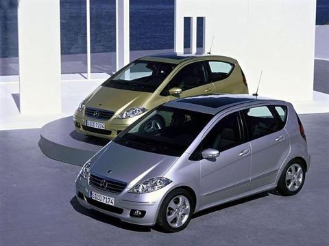 Отзывы о Mercedes A150 (Мерседес А150)