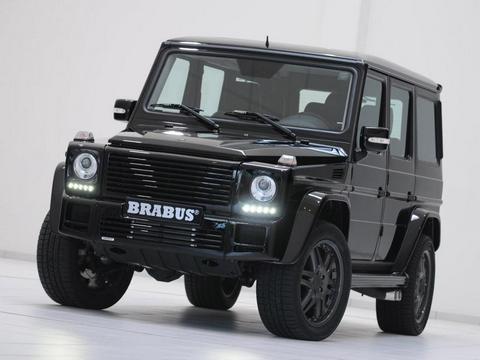Отзывы о Mercedes G500 Brabus (Мерседес Ж500 Брабус) с ФОТО, обзор ...
