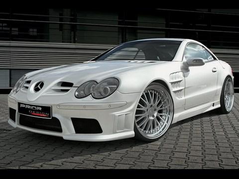 Отзывы о Mercedes SL500 (Мерседес СЛ500)
