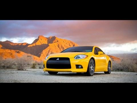 Отзывы о Mitsubishi Eclipse (Мицубиси Эклипс)