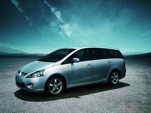 Отзывы о Mitsubishi Grandis (Мицубиси Грандис)