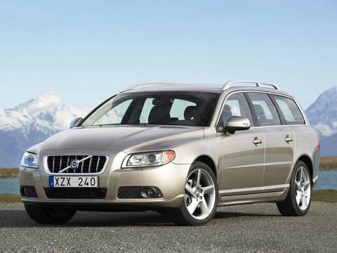 Отзывы о Volvo V70 (Вольво В70)