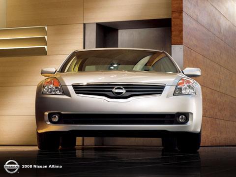 Отзывы о Nissan Altima (Ниссан Алтима)