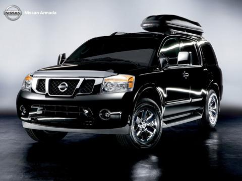 Отзыв о Nissan Armada (Ниссан Армада)