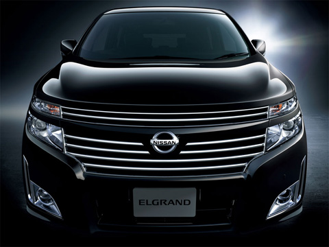Отзывы о Nissan Elgrand (Ниссан Эльгранд)