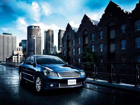 Отзывы о Nissan Fuga (Ниссан Фуга)