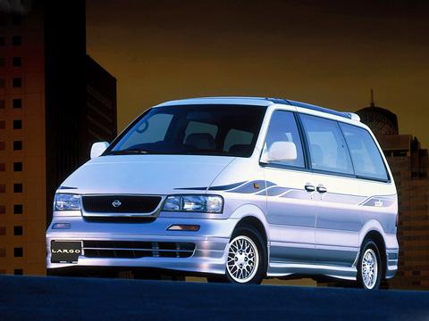 Отзывы о Nissan Largo (Ниссан Ларго)