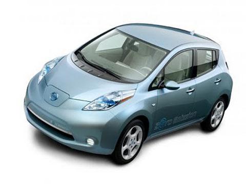 Отзыв о Nissan Leaf (Ниссан Лиф)