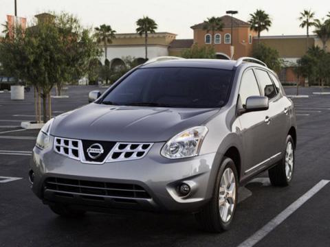 Отзывы о Nissan Rogue (Ниссан Рог)