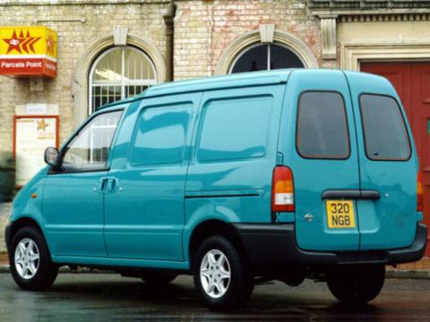 Отзыв о Nissan Vanette Cargo,